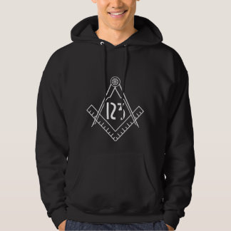 Your Lodge Number Hoodie 3° パーカ