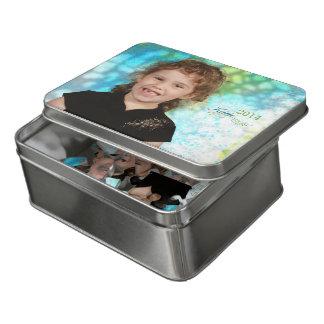 YOUR PHOTO Christmas Gift Personalize Grandma ジグソーパズル