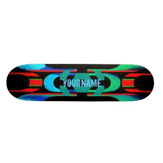 YOURNAMEの習慣 スケートボードデッキ