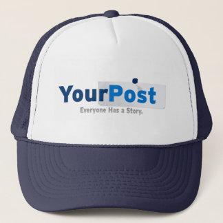YourPostの帽子海軍 キャップ