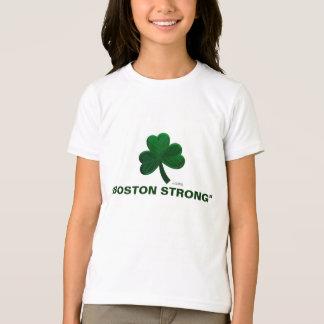 YOUTH-GIRLSボストンの強いティー Tシャツ