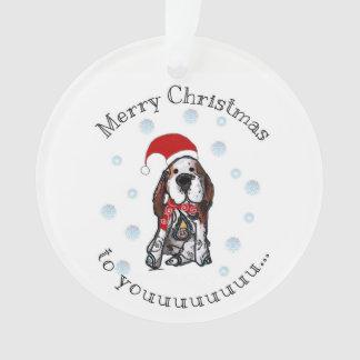youuuuuuへのメリークリスマス… オーナメント