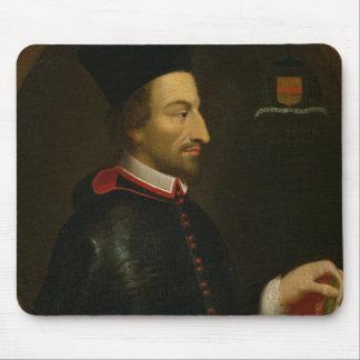 Ypresのコルネリウスジャンセンの司教 マウスパッド