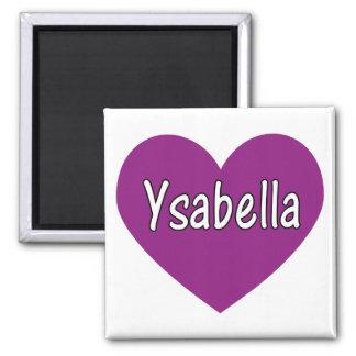 Ysabella マグネット