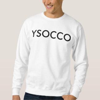 YSOCCO -会社のワイシャツのデザイン1 スウェットシャツ