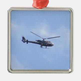 YU-HPZの 石鹸水航空341Gガゼル342J メタルオーナメント