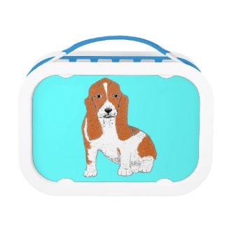 Yuboのお弁当箱の犬 ランチボックス