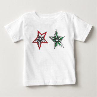 Yuletideはワイシャツを主演します ベビーTシャツ