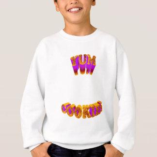 yumクッキー スウェットシャツ