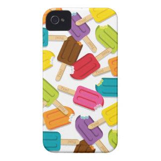 Yum! アイスキャンデーのiPhoneの場合(白い) Case-Mate iPhone 4 ケース