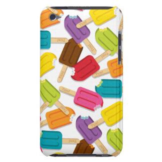 Yum! アイスキャンデーのiPodの箱(白い) Case-Mate iPod Touch ケース