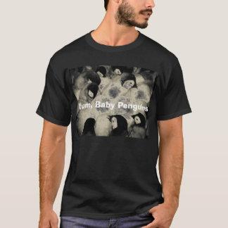 Yum、ベビーのペンギン Tシャツ