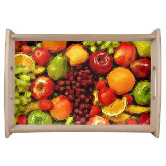 Yum Yum-Fruit_ トレー