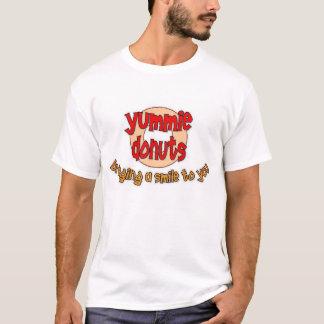 Yummieのドーナツ Tシャツ