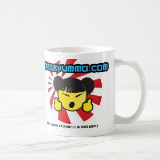 Yummoのメガマグ コーヒーマグカップ
