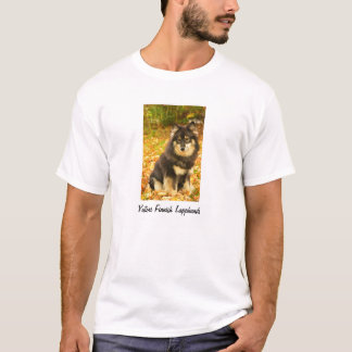 YutoriフィンランドのLapphundのTシャツ Tシャツ
