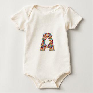 YYY AAA BBBの芸術的なTシャツnのギフトのおもしろいは99を楽しみます ベビーボディスーツ
