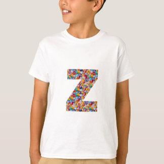 yyy zzzのuuu vvv WWWのアルファベットの宝石は光っています Tシャツ