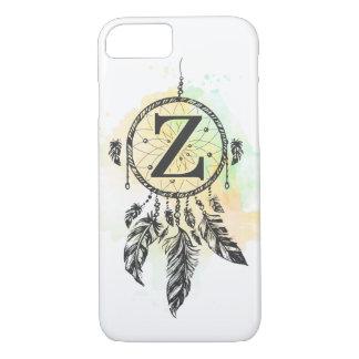 Zに文字を入れて下さいやっとそこに私が7台の電話場合に電話をかける iPhone 8/7ケース