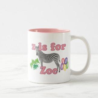 Zはソエのためです ツートーンマグカップ