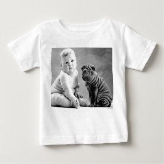 z_wrinkles ベビーTシャツ