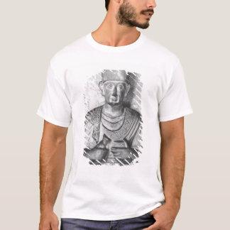 Zabdaleの葬式のレリーフ、浮き彫り、パルミラ遺跡から、シリア Tシャツ