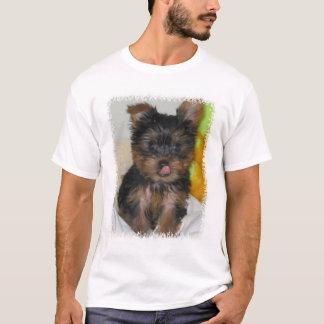 Zachの子犬のワイシャツ Tシャツ