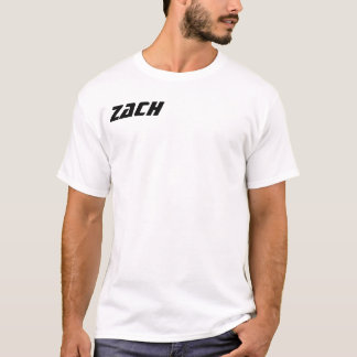 Zachのwakeboardのワイシャツ Tシャツ
