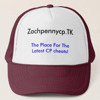 Zachpennycp.TKの帽子 キャップ