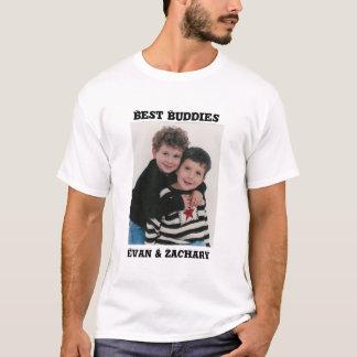 Zackおよびエバン Tシャツ