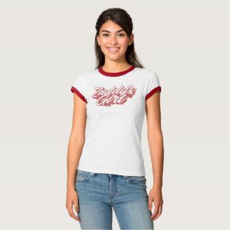 Zaddyの女の子のティー Tシャツ