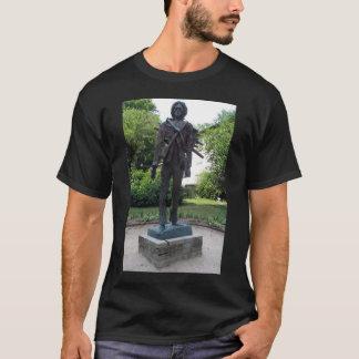 zadkineのauversのフィンセント・ファン・ゴッホ公園によるゴッホ tシャツ