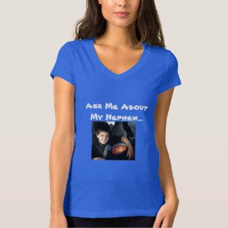Zakの叔母さんまたは叔父さんのためのShirtハート Tシャツ
