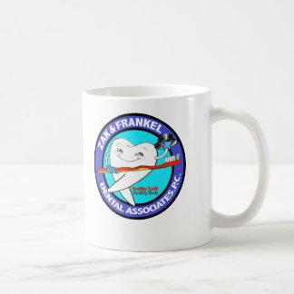 Zak及びFrankelの歯科仲間 コーヒーマグカップ