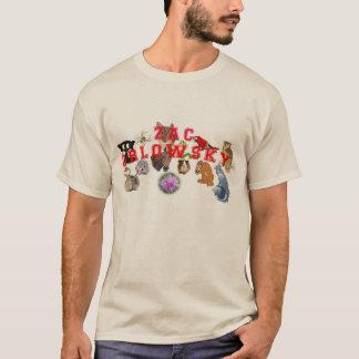 ZAK Tシャツ