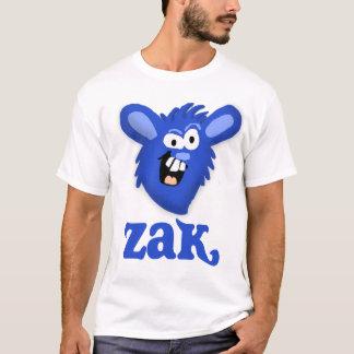 Zak WackoのウサギのTシャツ Tシャツ