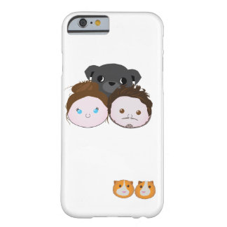 Zalfie家族 Barely There iPhone 6 ケース