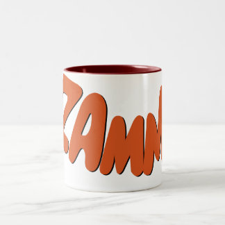 ZAMM! ツートーンマグカップ