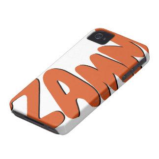 ZAMM! Case-Mate iPhone 4 ケース