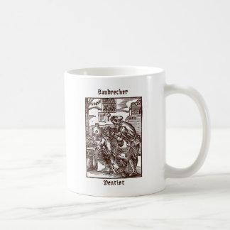 Zanbrecher -歯科医 コーヒーマグカップ