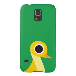 Zanderアヒル Galaxy S5 ケース