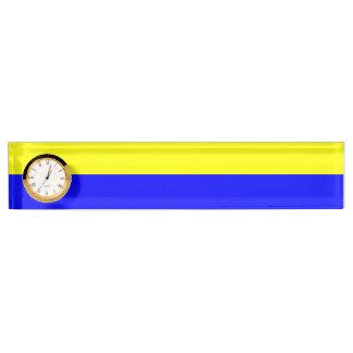 Zandvoortの旗 デスクネームプレート