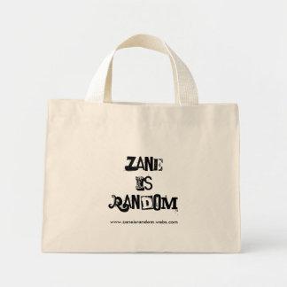ZaneIsRandom、www.zaneisrandom.webs.com ミニトートバッグ
