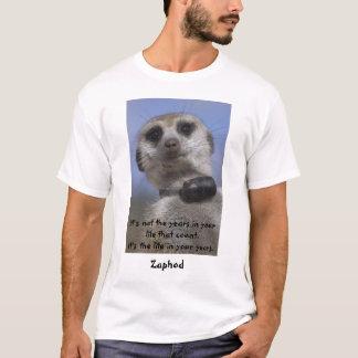 Zaphod - KalahariのTシャツの王 Tシャツ