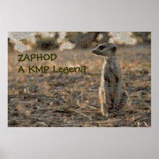 Zaphod - KMPの伝説-ポスター ポスター