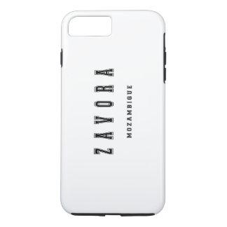 Zavoraモザンビーク iPhone 8 Plus/7 Plusケース