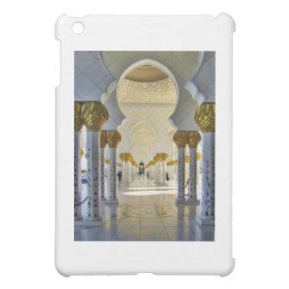Zayed Grand Mosque Corridor教主 iPad Mini Case