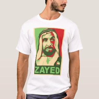Zayed Shirt合われた教主 Tシャツ