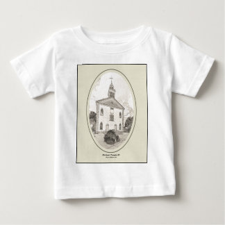 ZAZ435 Kirtlandの寺院#2 ベビーTシャツ
