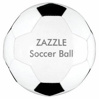 ZazzleのカスタムなサッカーボールのフットボールのFutbolのブランク サッカーボール